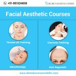 Facial Aesthetic Courses in India