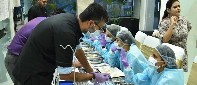 From Dental College to Professional Dentist