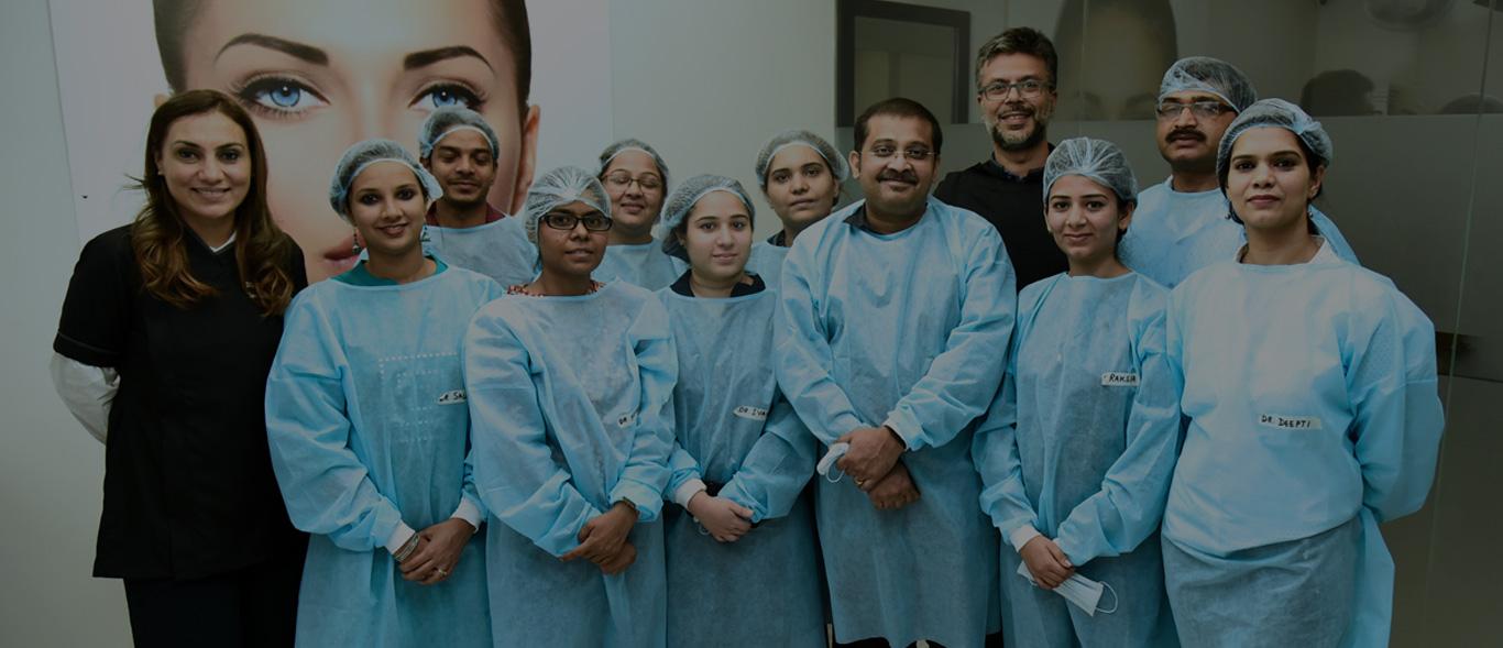 Facial Aesthetic Training, Endodontic Courses in Delhi