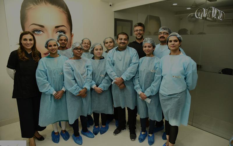 Facial Aesthetic Training in delhi, Endodontic Courses in India, full mouth rehabilitation courses in india